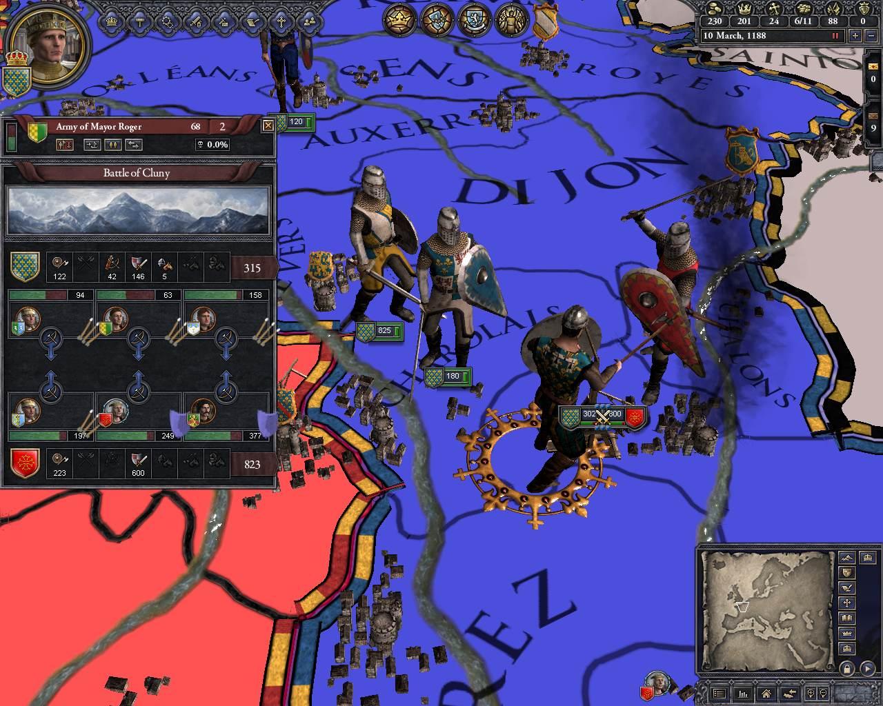 Crusader Kings 2 | A Man of Moderate Words